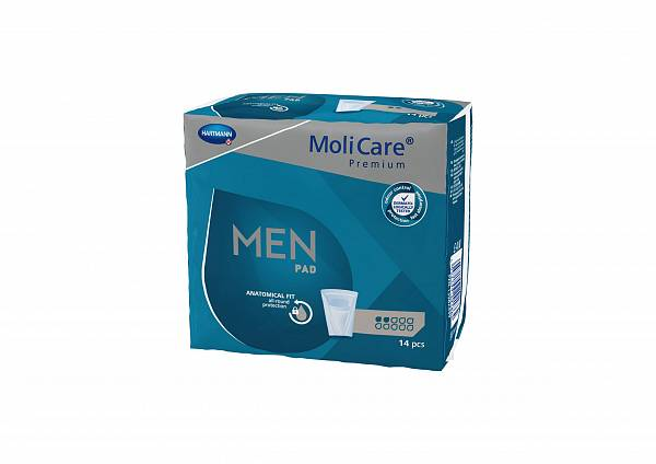MoliCare Premium MEN PAD 2 kapljici