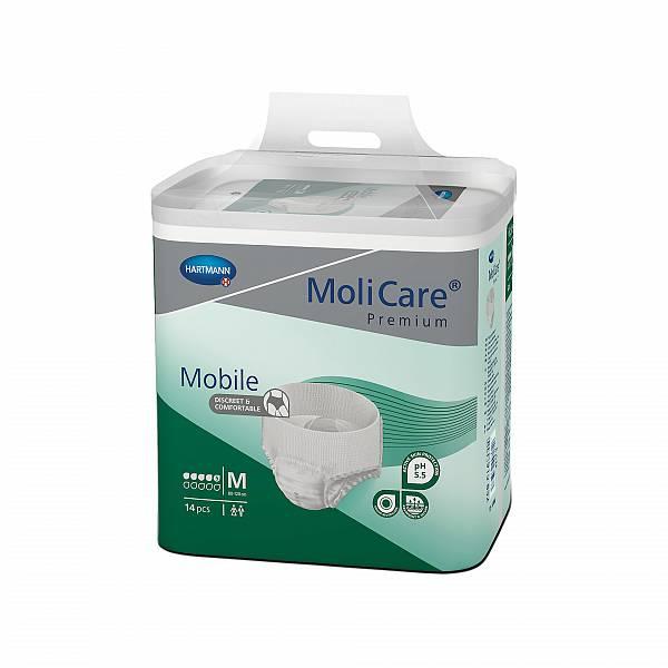 MoliCare Premium Mobile 5 kapljic M
