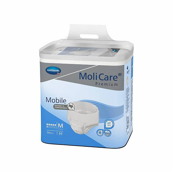 MoliCare Premium Mobile 6 kapljic M