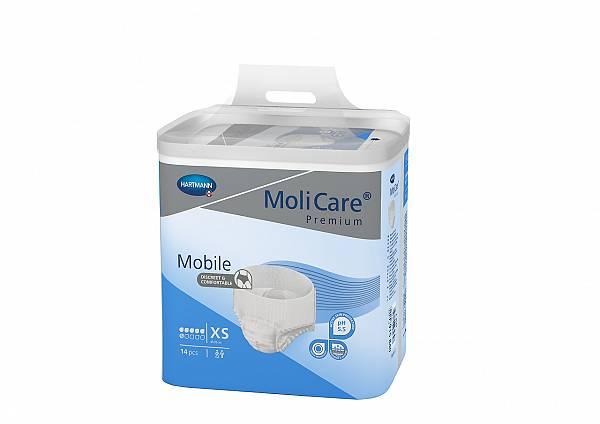 MoliCare Premium Mobile 6 kapljic XS