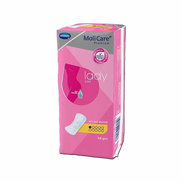 MoliCare Premium lady pad 1 kapljica
