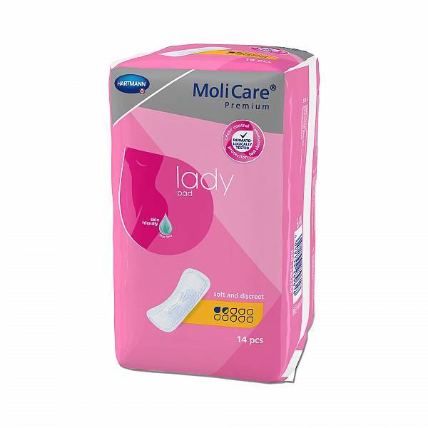 MoliCare Premium lady pad 1,5 kapljice