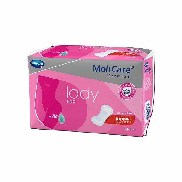 MoliCare Premium lady pad 4 kapljice
