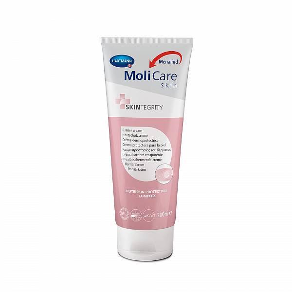 MoliCare SkinTransparentna zaščitna krema
