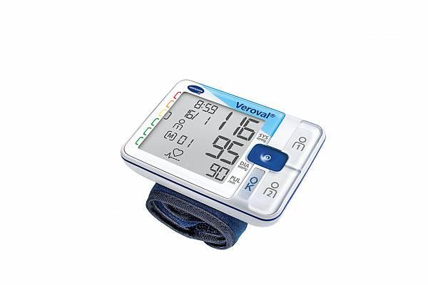 Veroval zapestni merilec krvnega tlaka